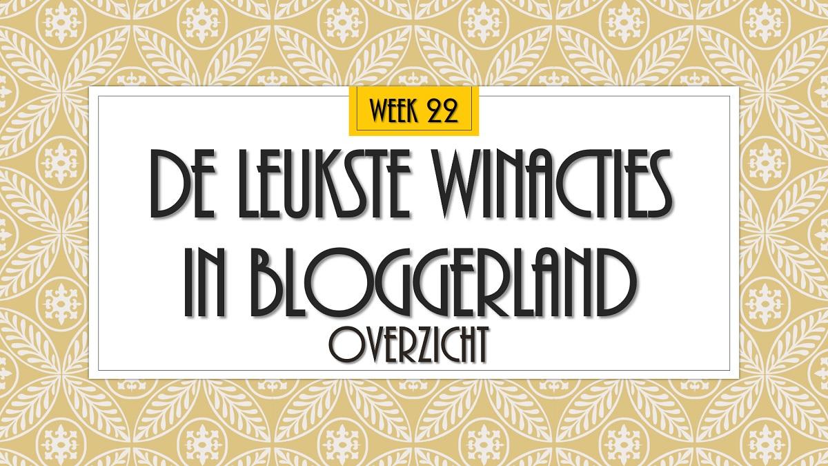 winacties week 22