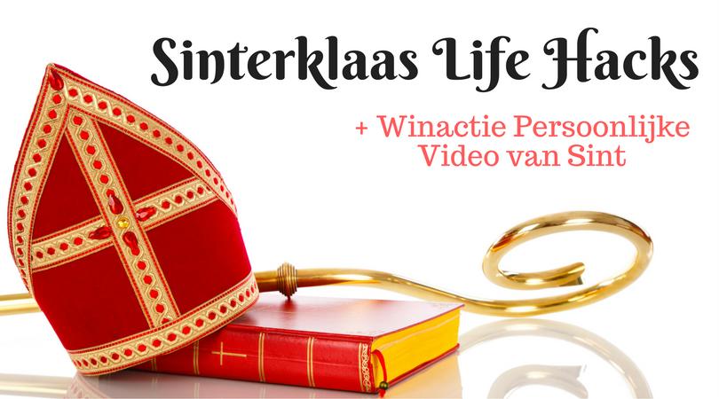 Sinterklaas Life Hacks