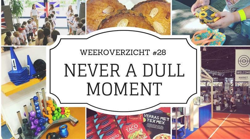 Never a Dull Moment weekoverzicht #28