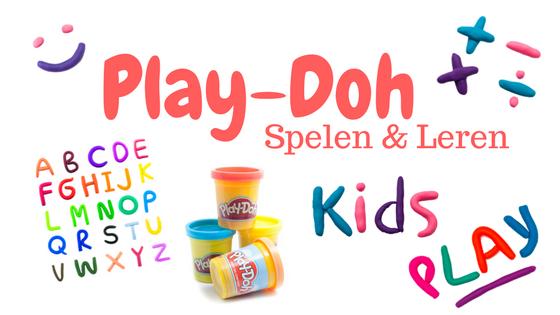 Play-Doh Spelen & Leren