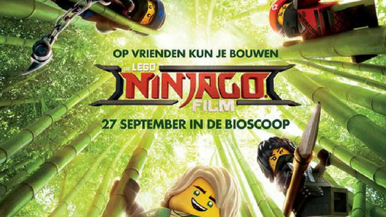 De LEGO NINJAGO FILM + Winactie