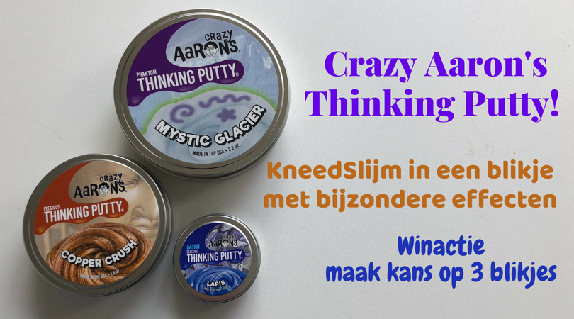 Crazy Aaron's Thinking Putty!