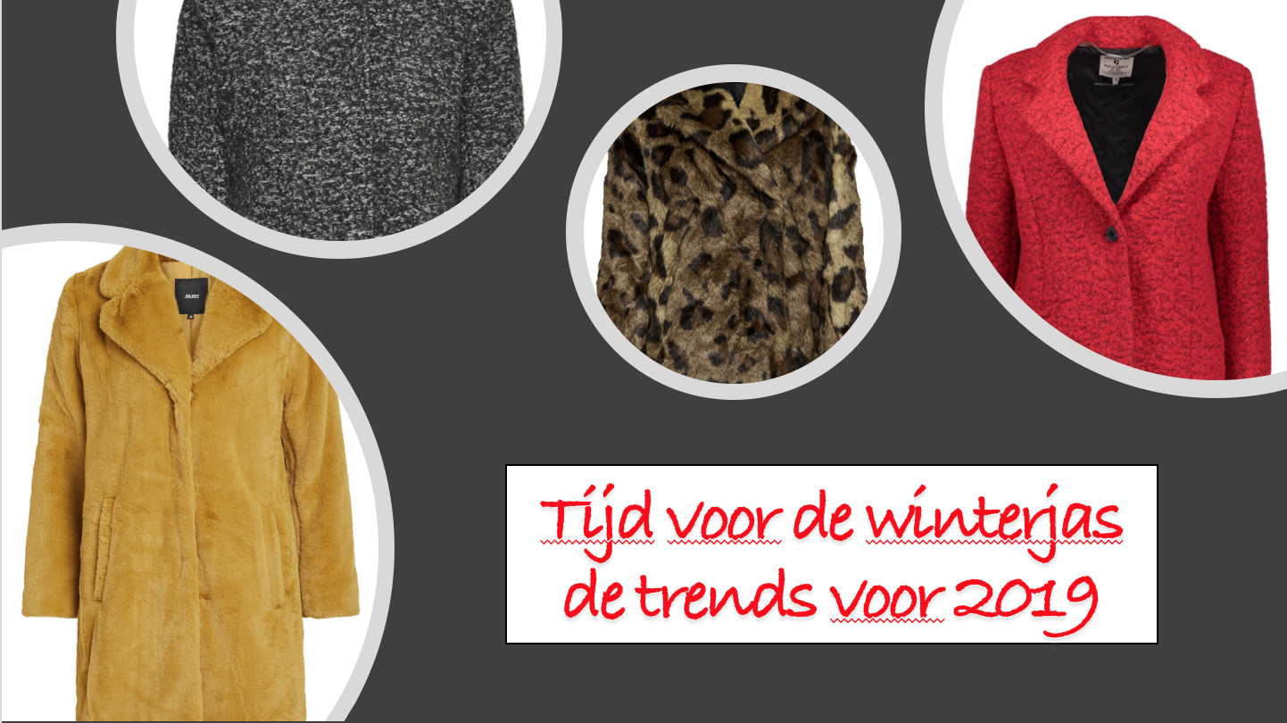 winterjas trend 2019