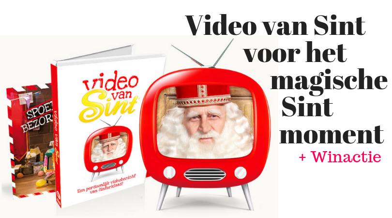 Video van Sint voor het magische Sint moment