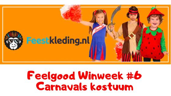 Feelgood Winweek #6 Carnavals kostuum