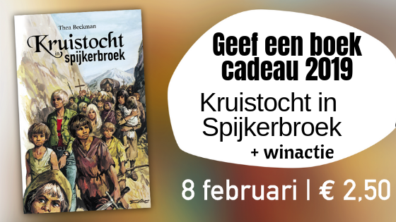 Geef een boek cadeau - Kruistocht in Spijkerbroek