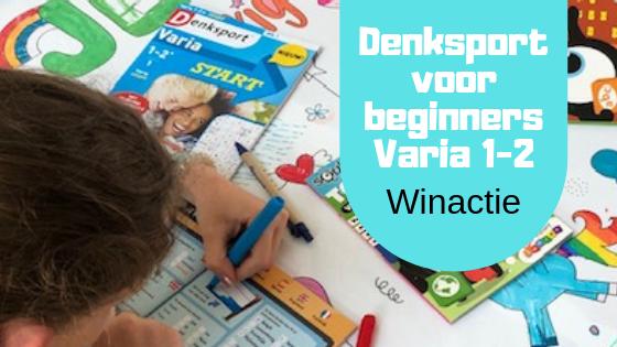 Denksport voor beginners - Varia 1-2
