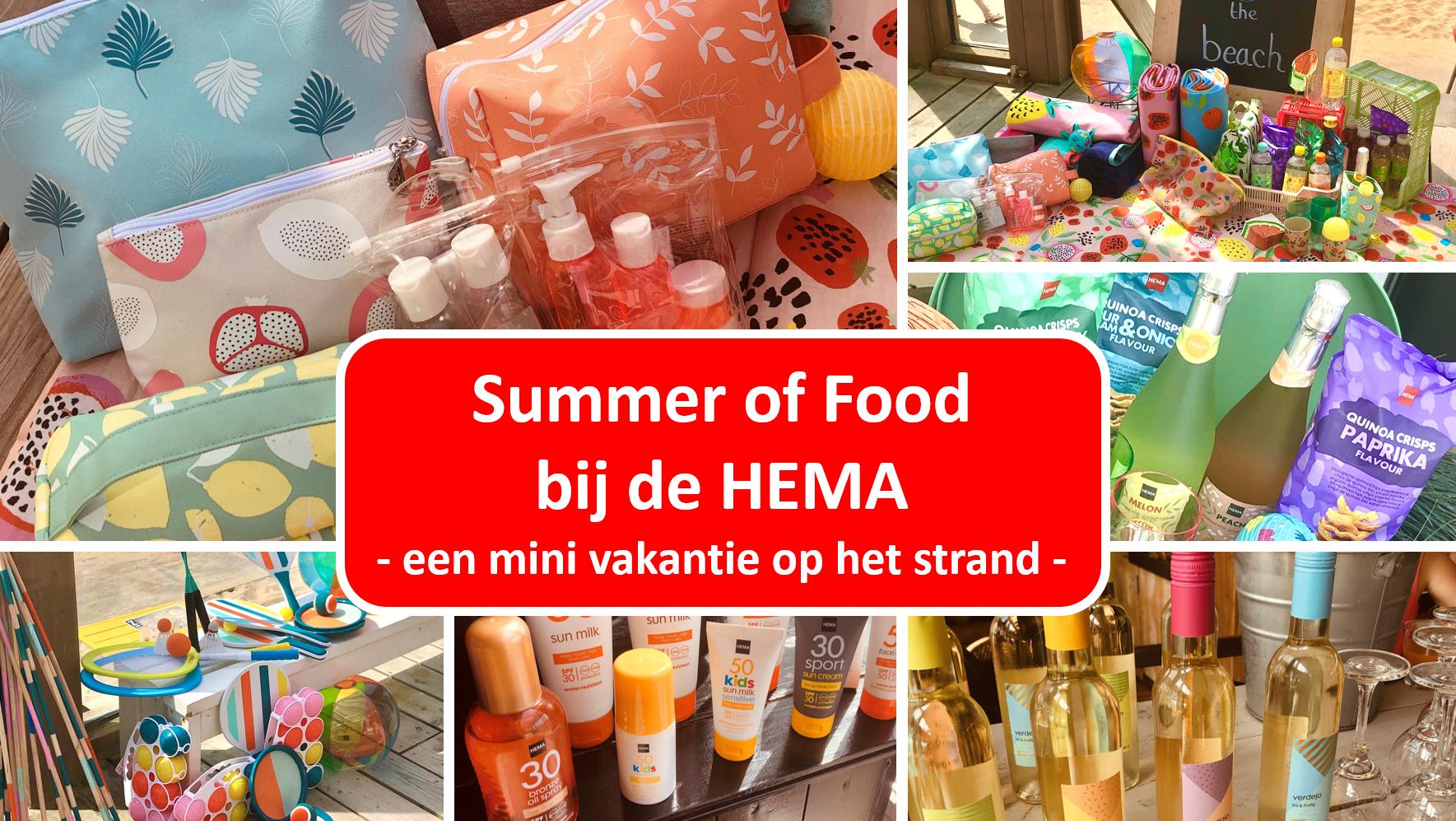 HEMA Summer of Food