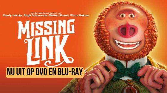Missing Link DVD