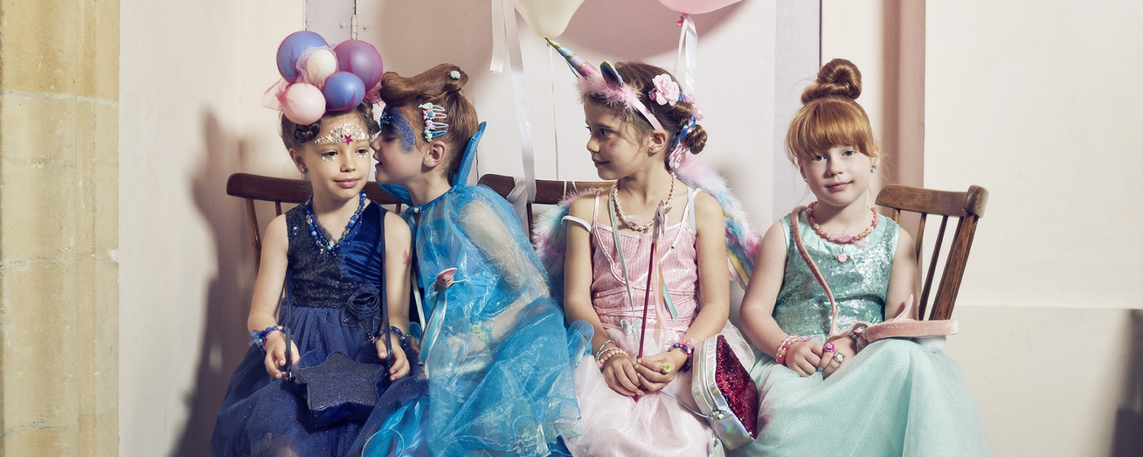 Souza for Kids Make-up voor de kleine prinsesjes