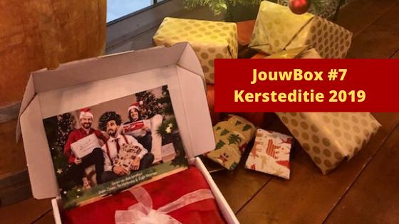 JouwBox Kersteditie 2019