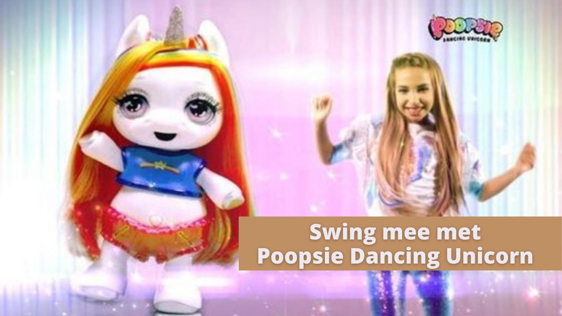 Poopsie Dancing Unicorn