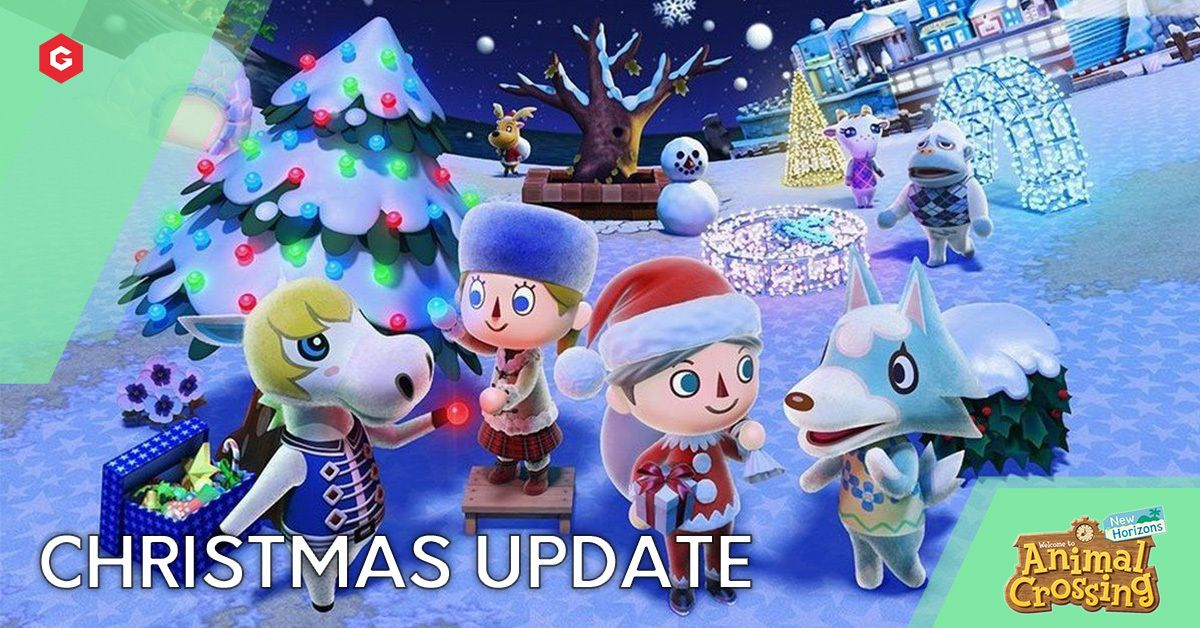 Winterupdate Animal Crossings