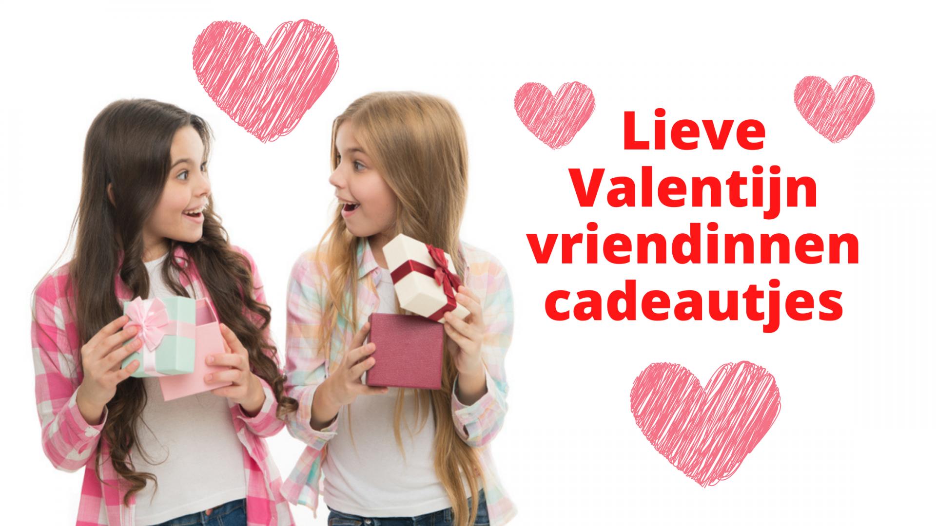 Valentijn Winactie | Lieve vriendinnen cadeautjes, zoals een vriendschapsketting