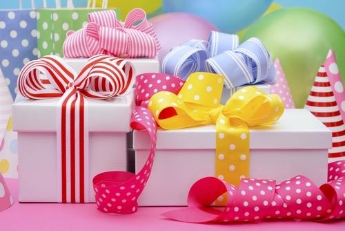 verjaardag kind cadeau
