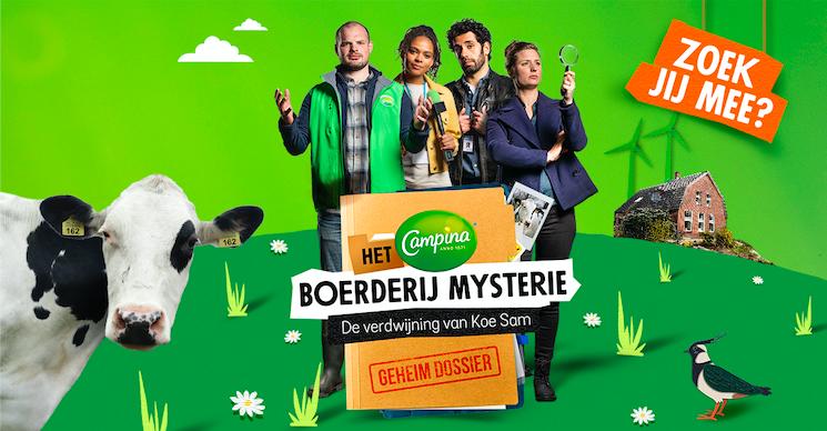 Campina Boerderij Mysterie