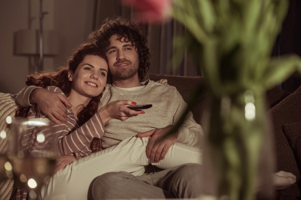 Romantische avond samen