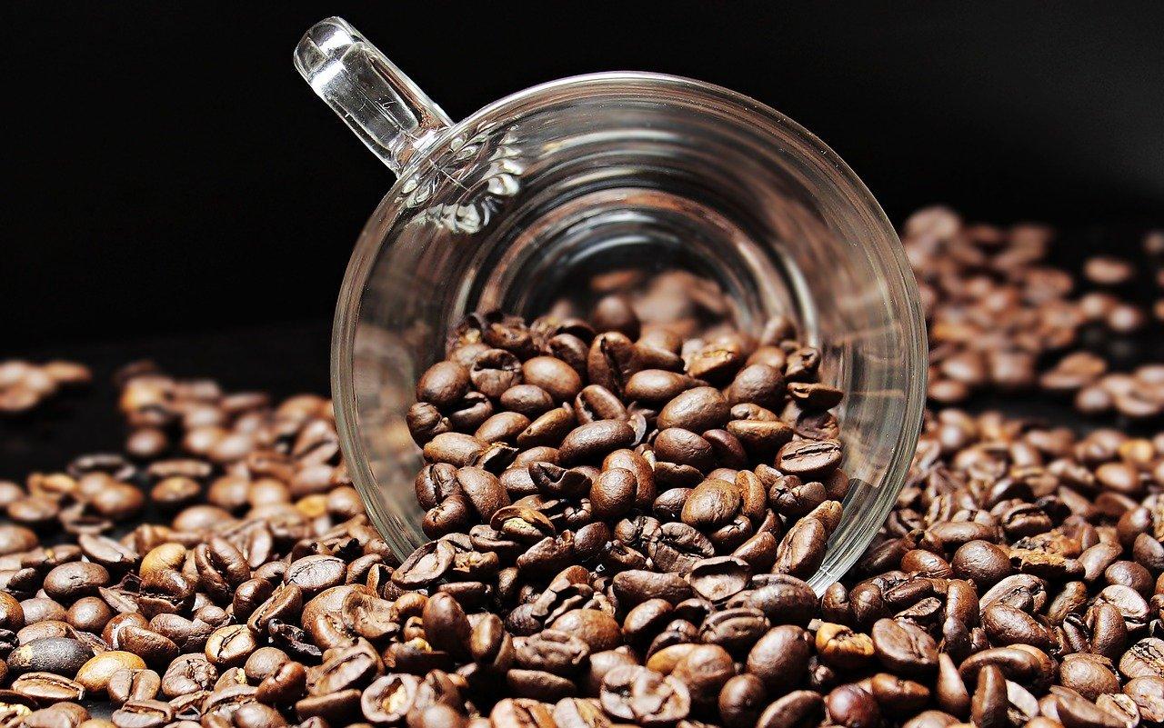 4 types koffiebonen