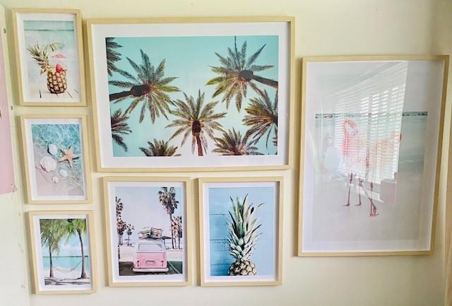 Tropische fotowand Posterstore