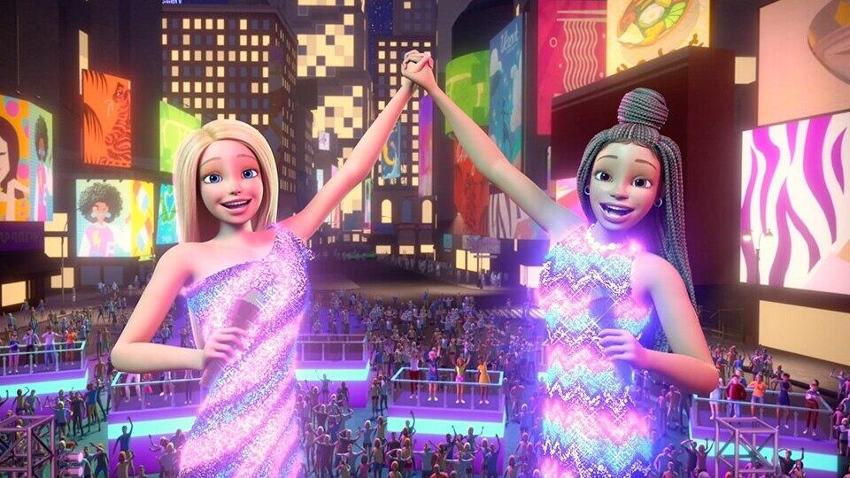 Barbie Grote Stad, Grote Dromen