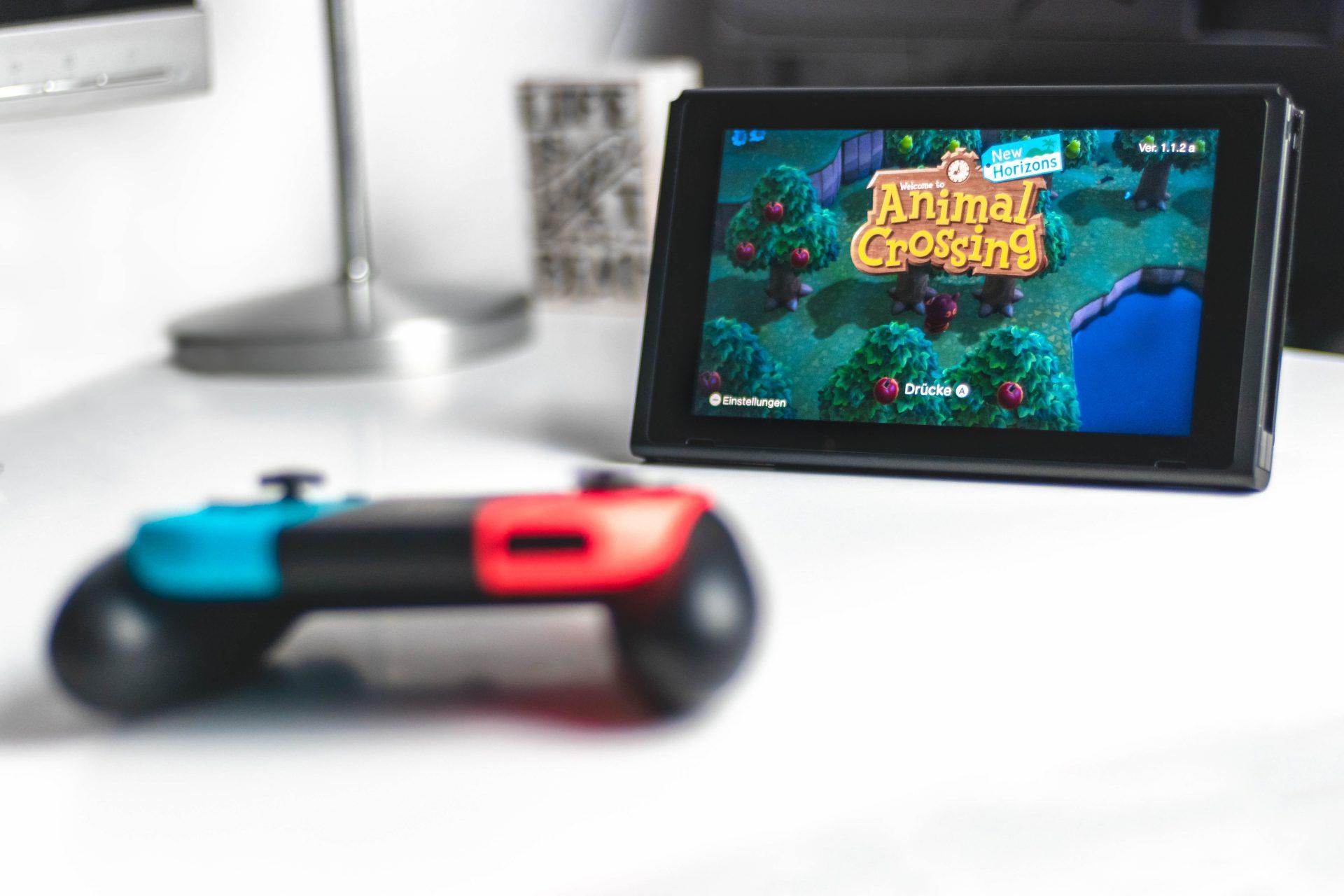 Nintendo Switch Black Friday Animal Crossings