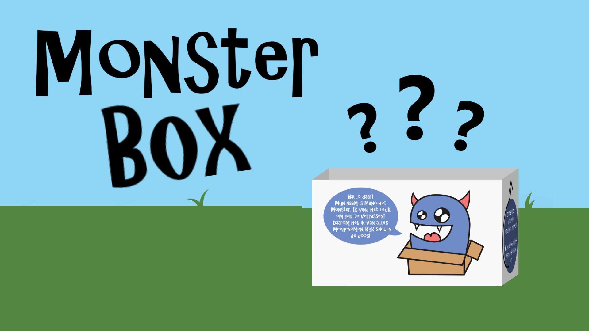 Monsterbox Herfst editie