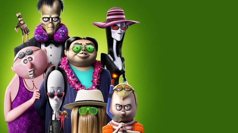 The Addams Familie op avontuur